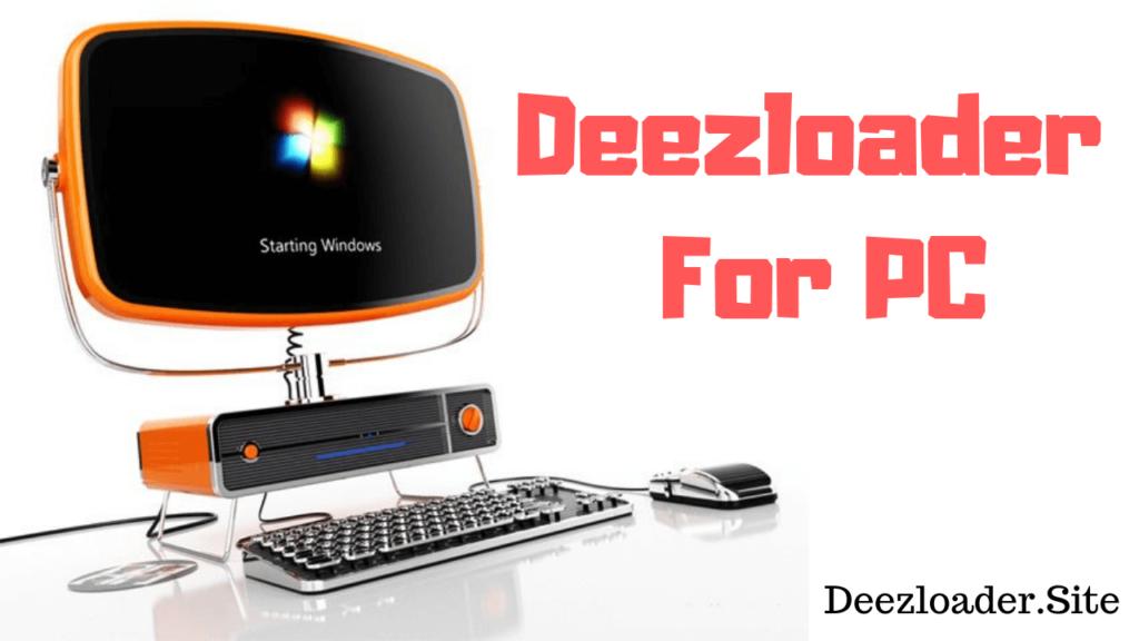 DeezLoader For PC