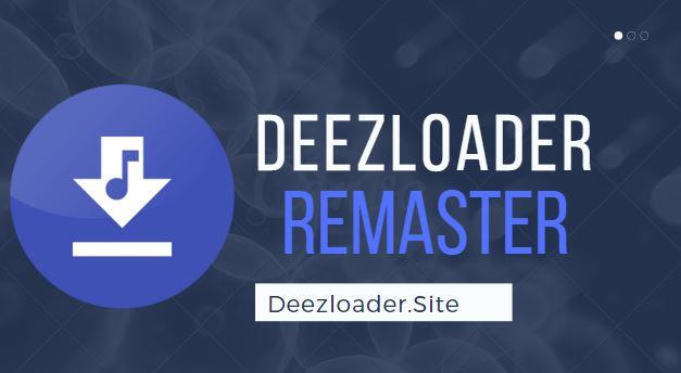 DeezLoader Remaster