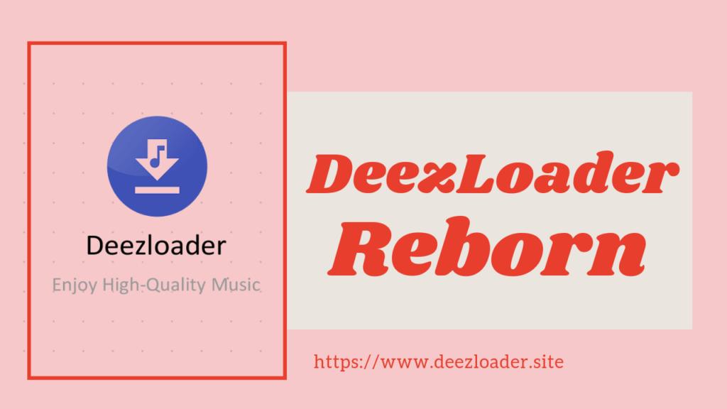Deezloader Reborn Download