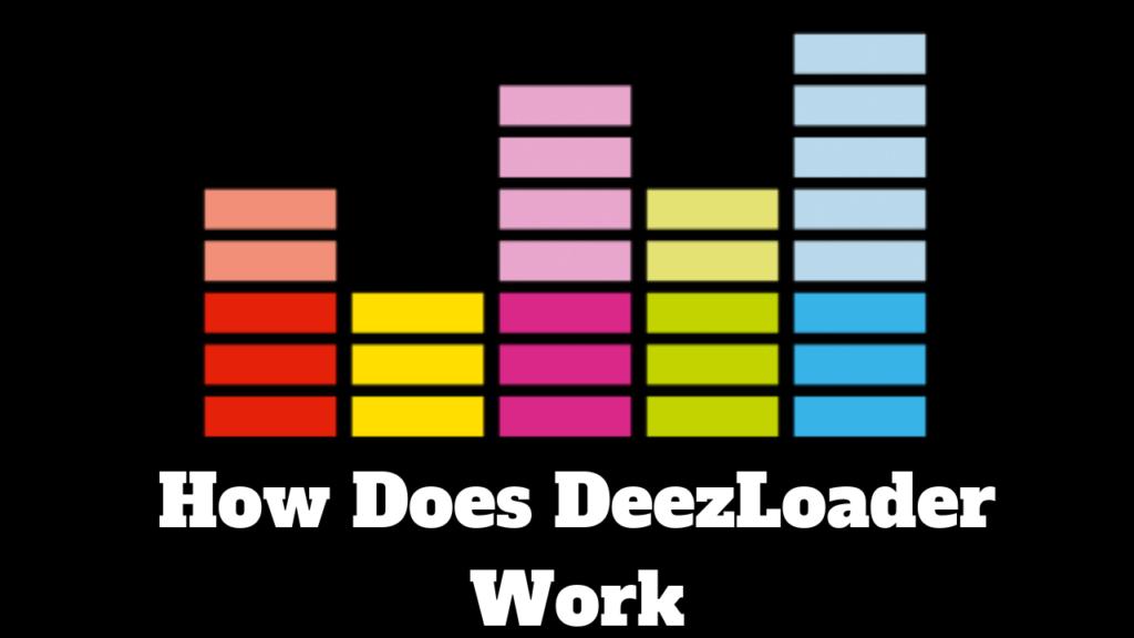 How Does DeezLoader Work