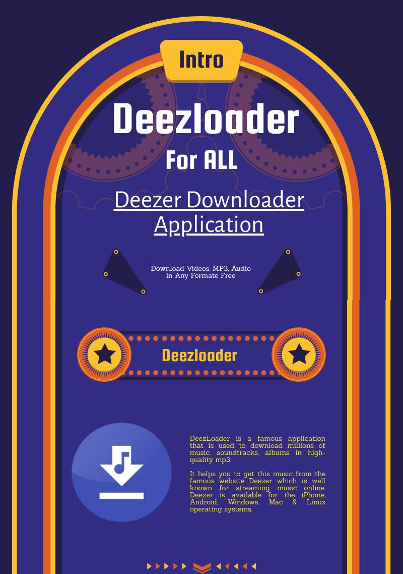 Features-Of-DeezLoader