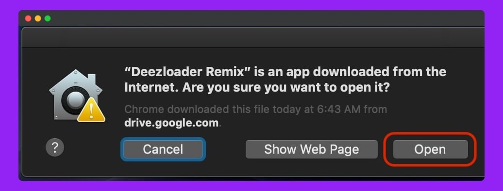 This-app-is-downloaded-from-the-Internet-are-you-sure-you-want-to-open-it