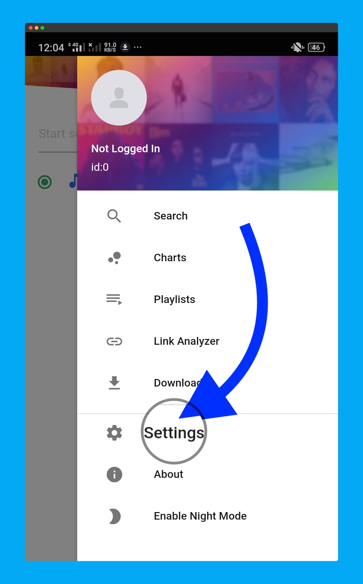 tap-on-the-Settings