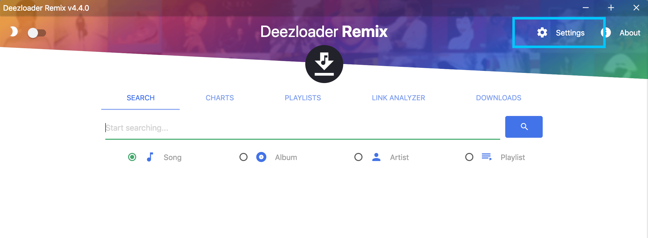 Deezer-Downloade